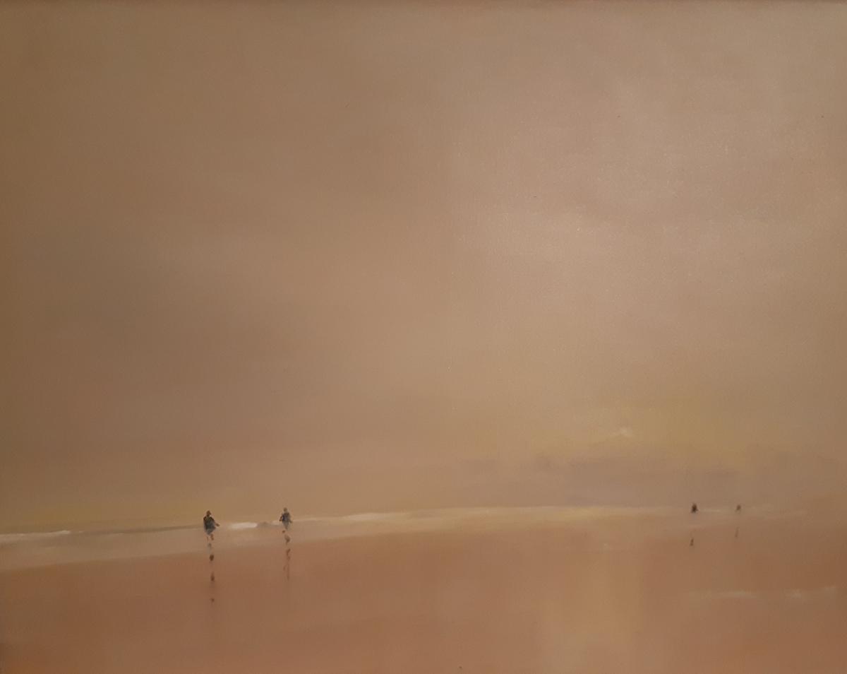 Beach Meets Sky Scarborough