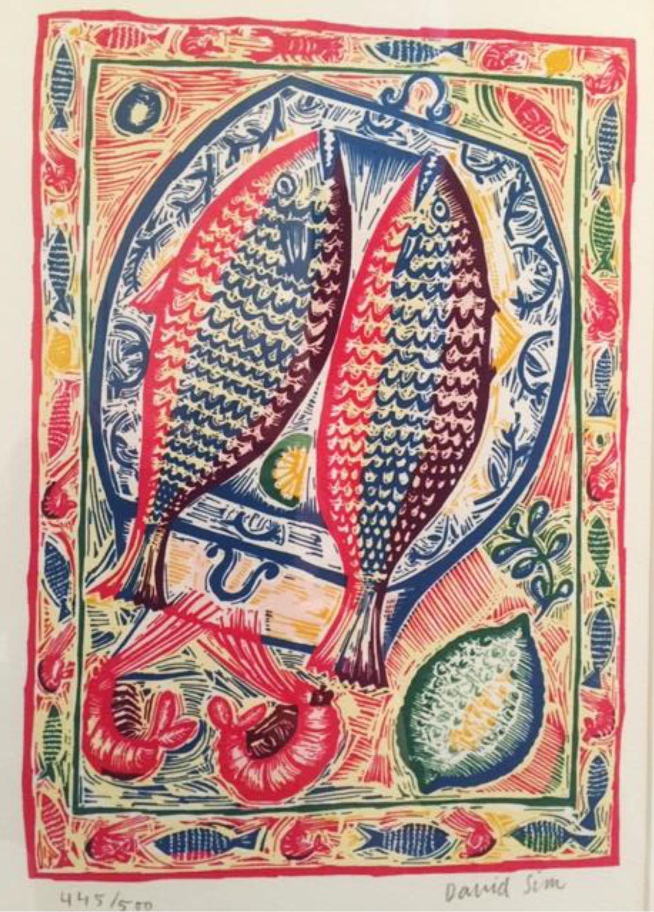 Fish David Sim