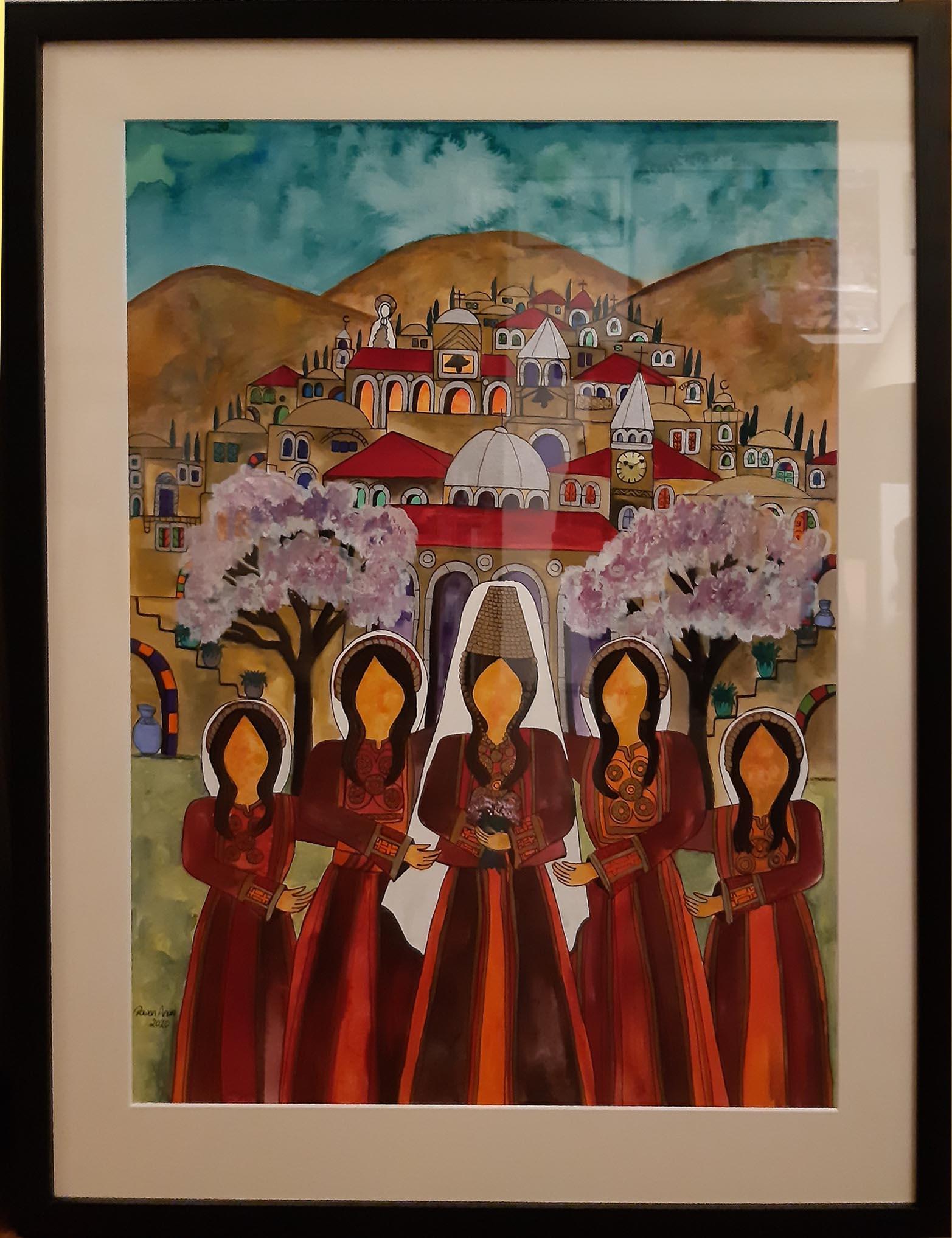 Women of Bethlehem 2