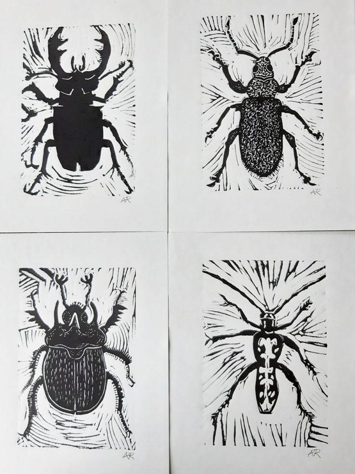 Bug Life Quartet
