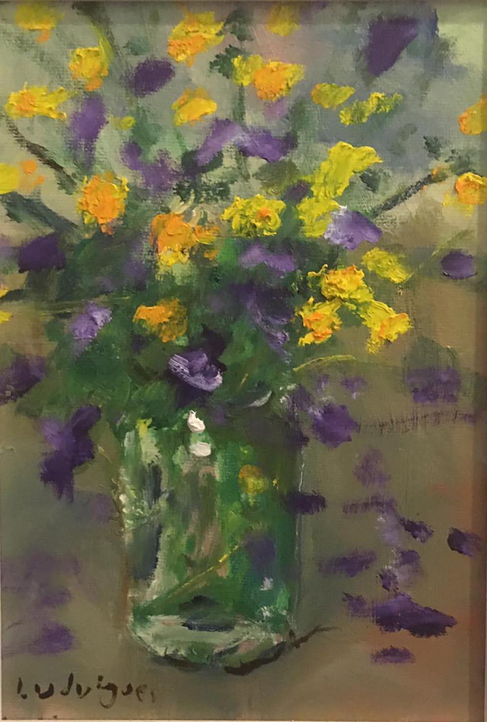 Flowers Malcolm Ludvigsen